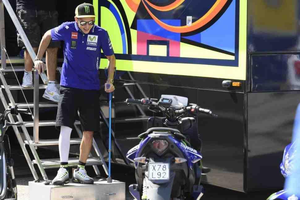 MotoGP и медицина XXI века: вся правда о чудесном возвращении Валентино Росси