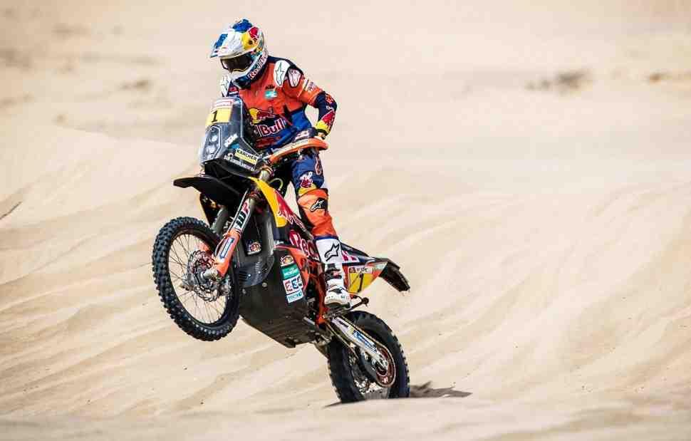 Дакар-2018 - Результаты СУ3: KTM возвращается в лидеры MOTO, Карякин - 3-й в QUAD