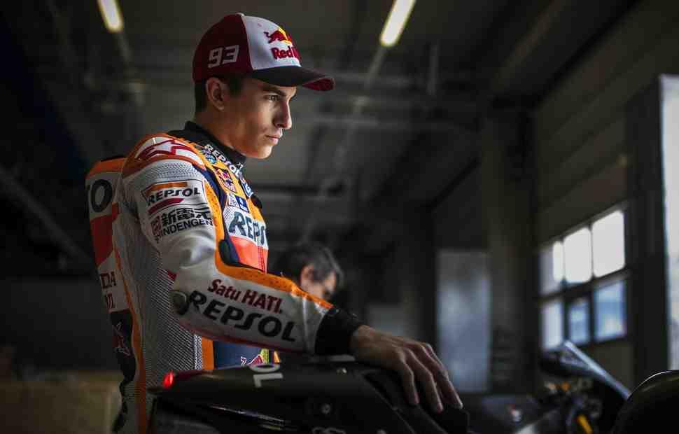 MotoGP: Марк Маркес - Автопортрет