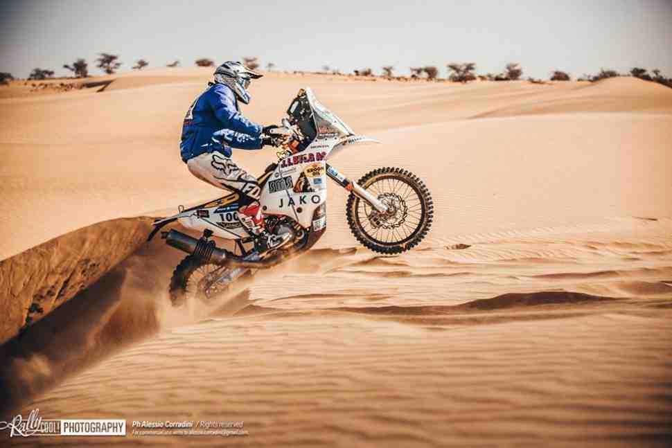 Africa Eco Race СУ9: выигрывают Васильев и Уллевальсетер