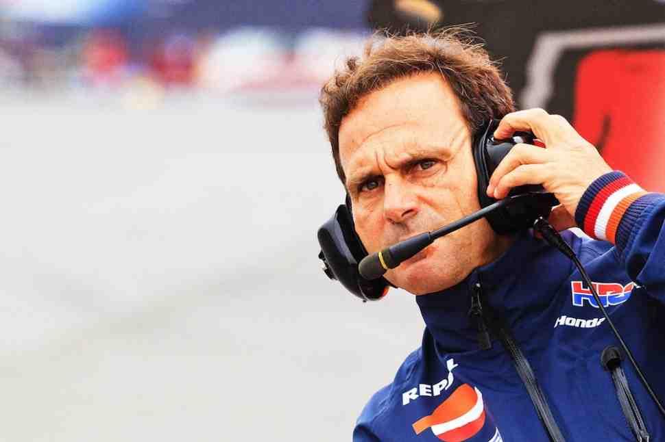 MotoGP: Альберто Пуч сменил Ливио Суппо на посту менеджера Repsol Honda Team