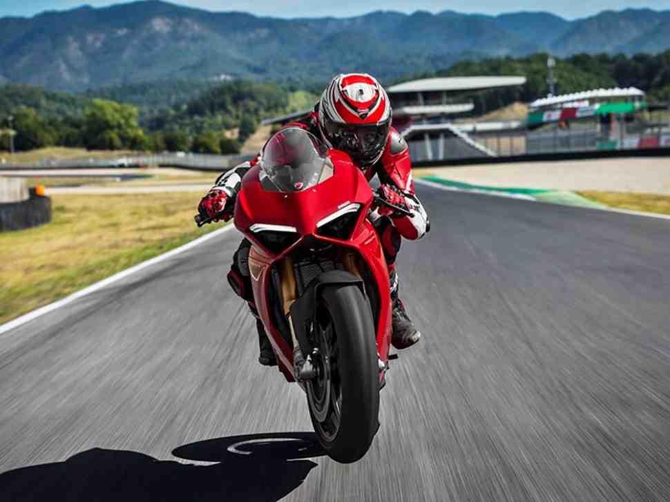 Ducati объявила о небольшом росте продаж мотоциклов в 2017 году