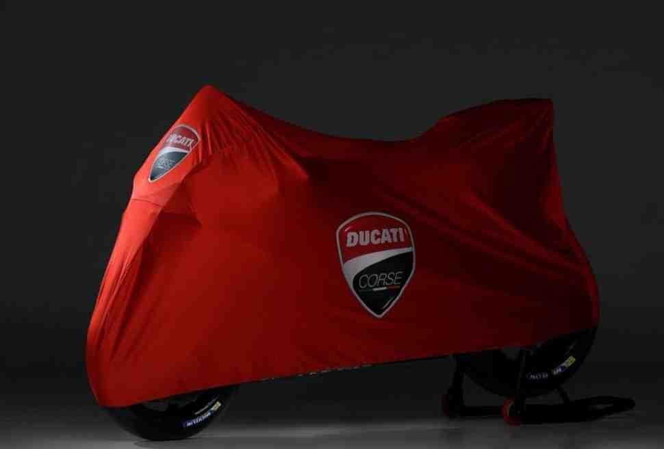 Смотрите презентацию Ducati Factory MotoGP в прямом эфире