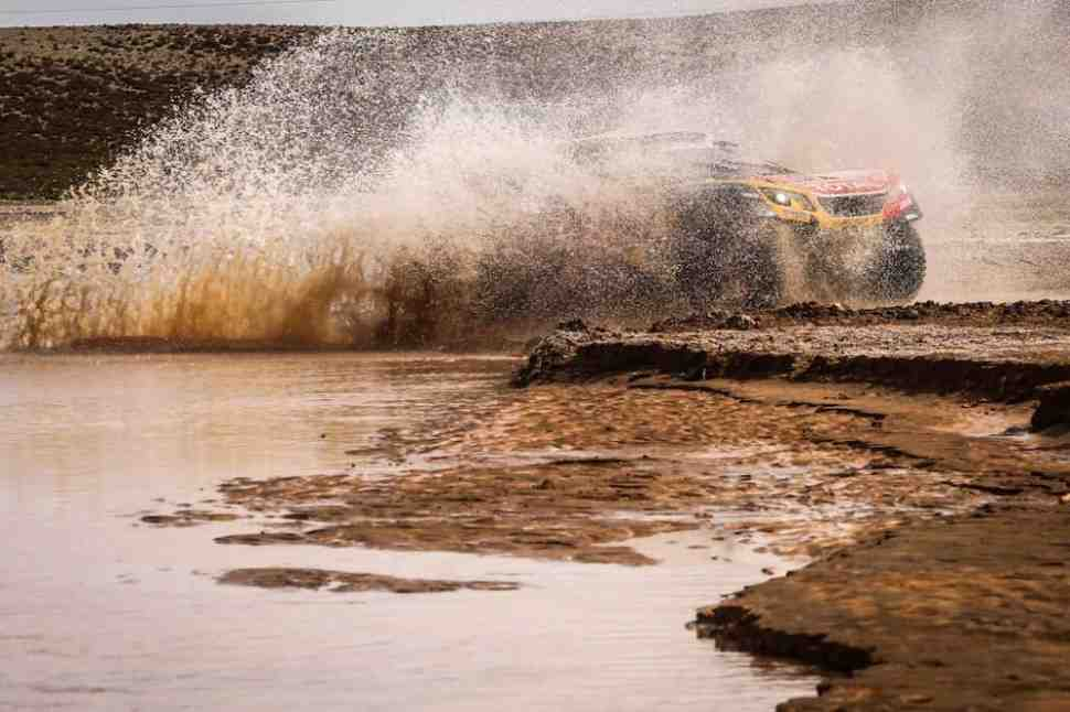 9-й этап ралли-марафона Дакар 2018 отменен
