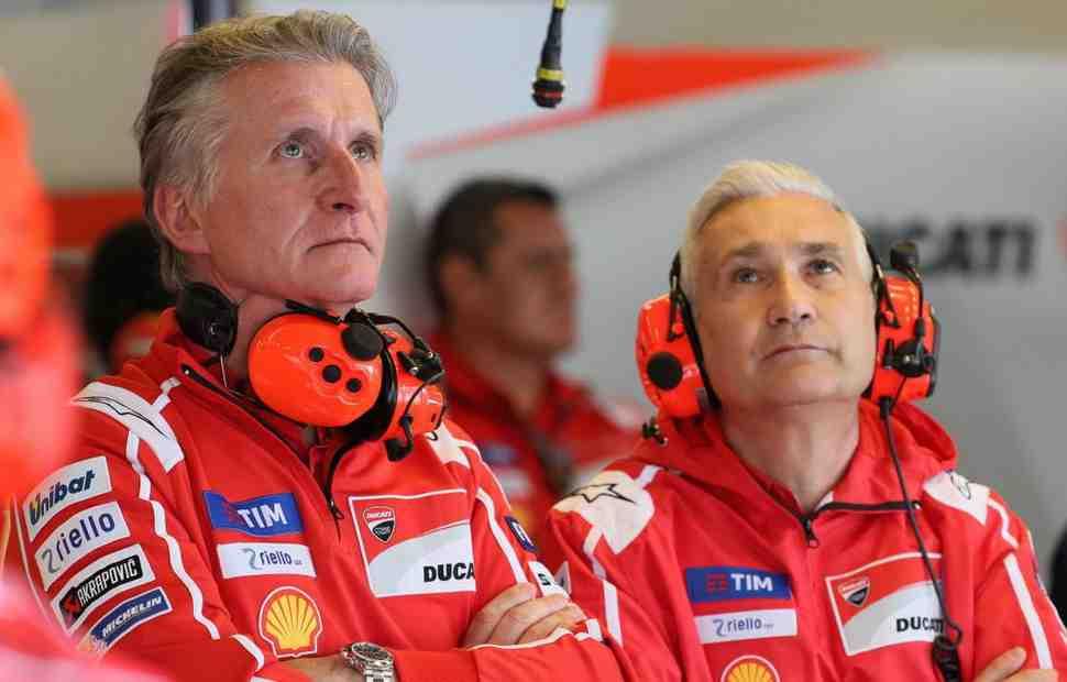 MotoGP: Цель Ducati - удержать Дови с Лоренцо и усилить Pramac Racing сильным новичком
