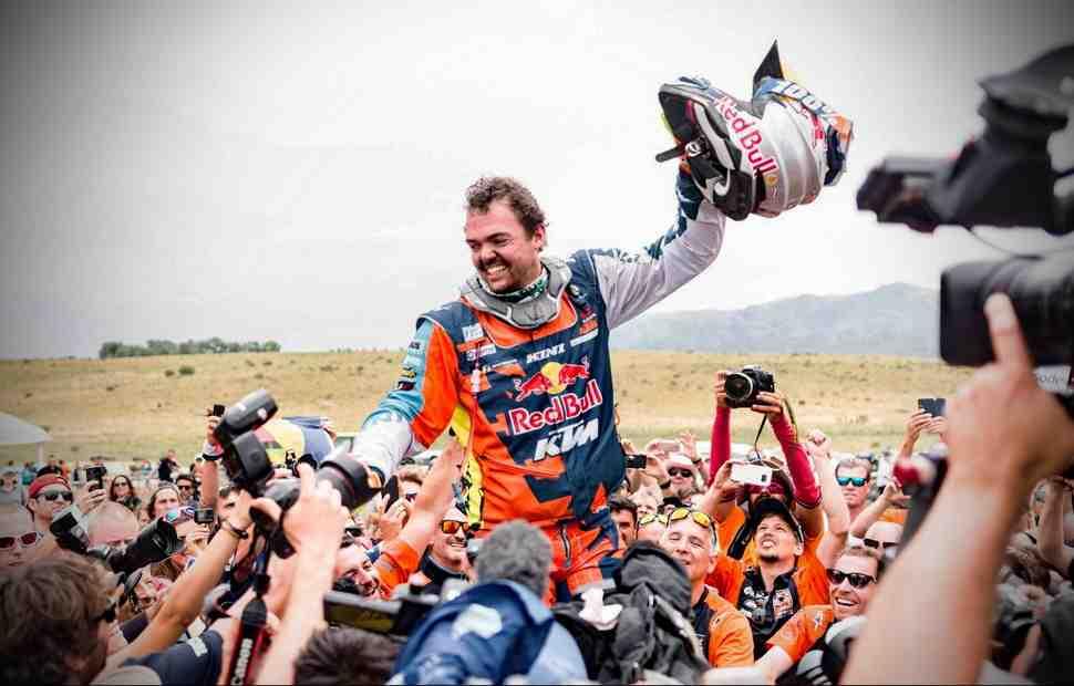 Дакар-2018 - Итоги: Маттиас Валькнер принес KTM 17 победу на ралли-марафоне