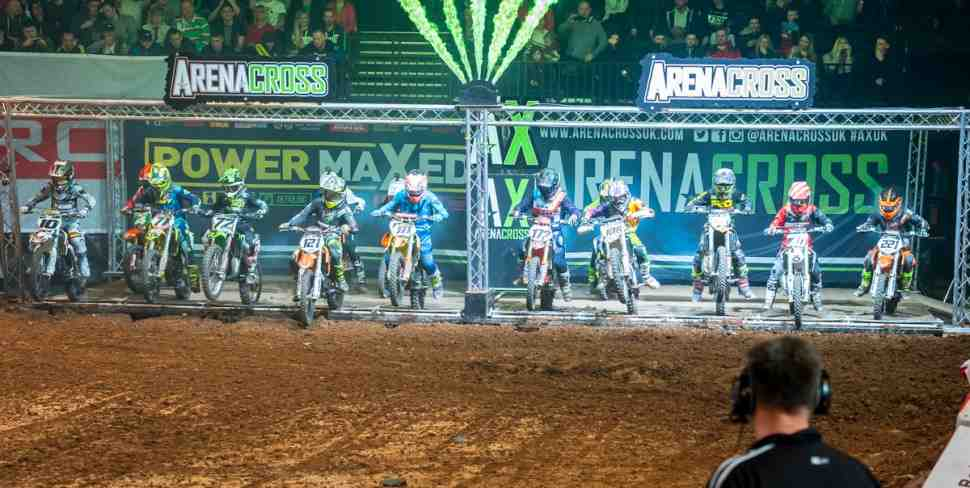 Суперкросс: 3-й этап Arenacross World Tour - Бирмингем