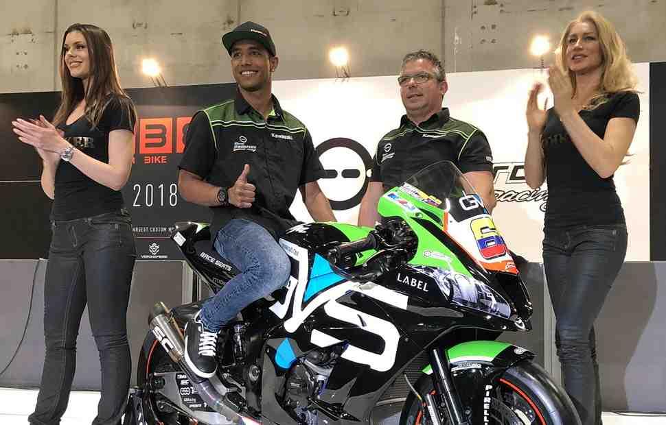 После первых тестов с Kawasaki в WSBK Йонни Эрнандес может вернуться в MotoGP