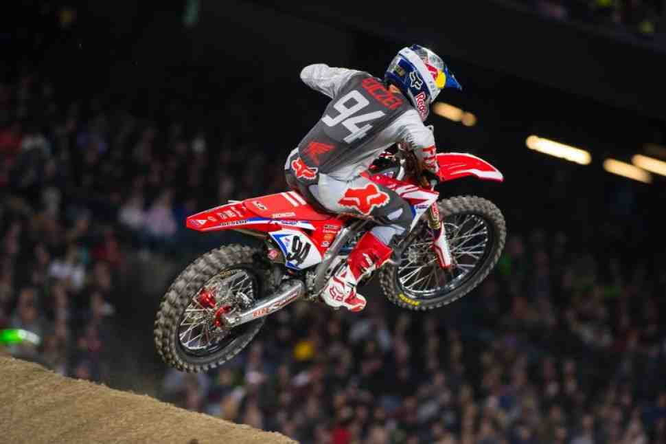 Суперкросс: Кен Рокцен хочет забыть об Anaheim2