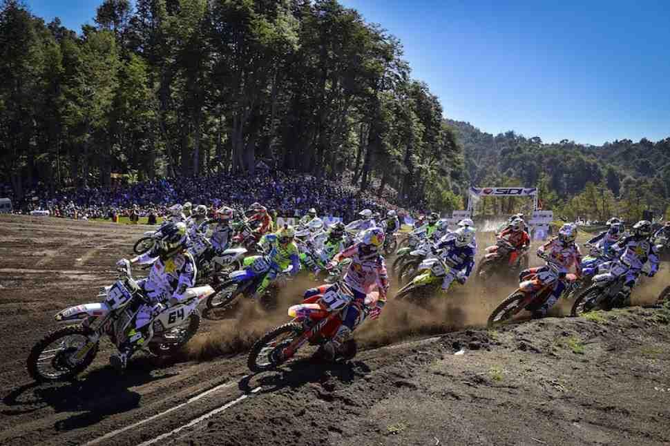 Мотокросс MXGP: список участников Гран-При Патагонии-Аргентины