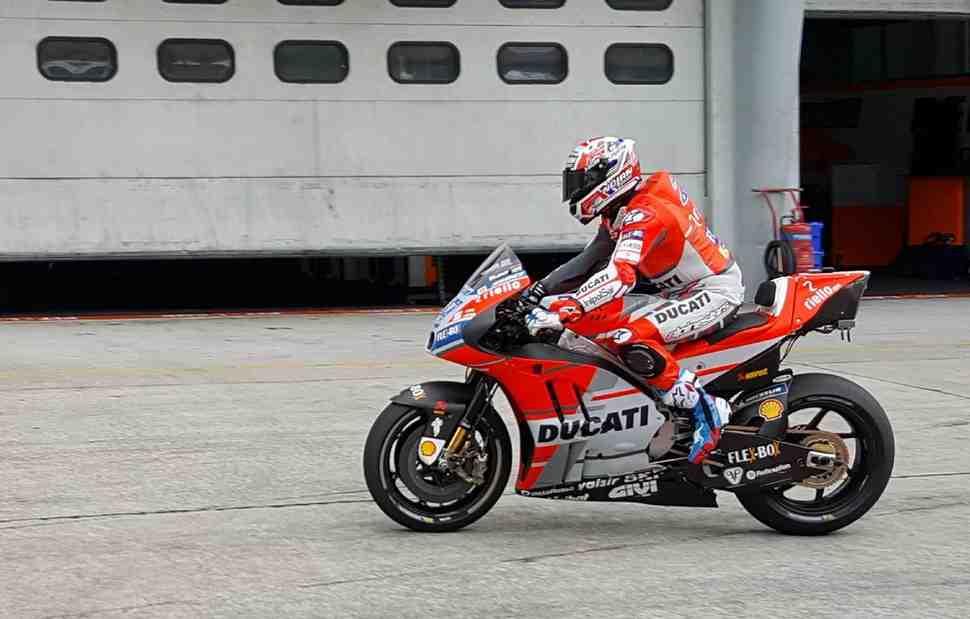Прогноз погоды на первые тесты IRTA MotoGP в Сепанге