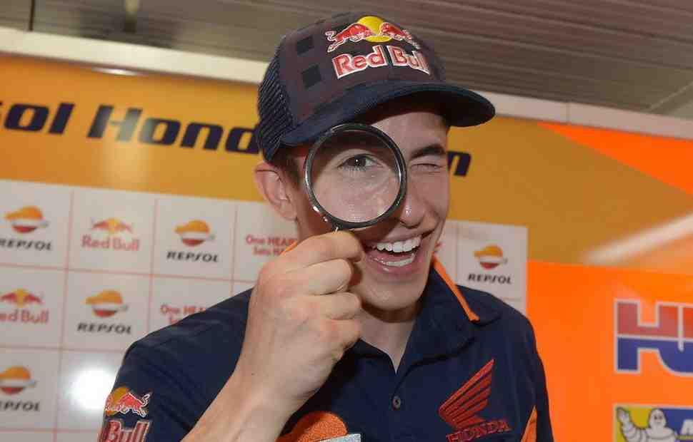 Интервью MotoGP: Кое-что из личной жизни Марка Маркеса - полная версия