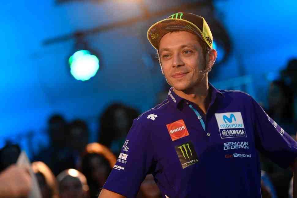 MotoGP: Валентино Росси - Вот подрасту еще чуть-чуть и выиграю Дакар!