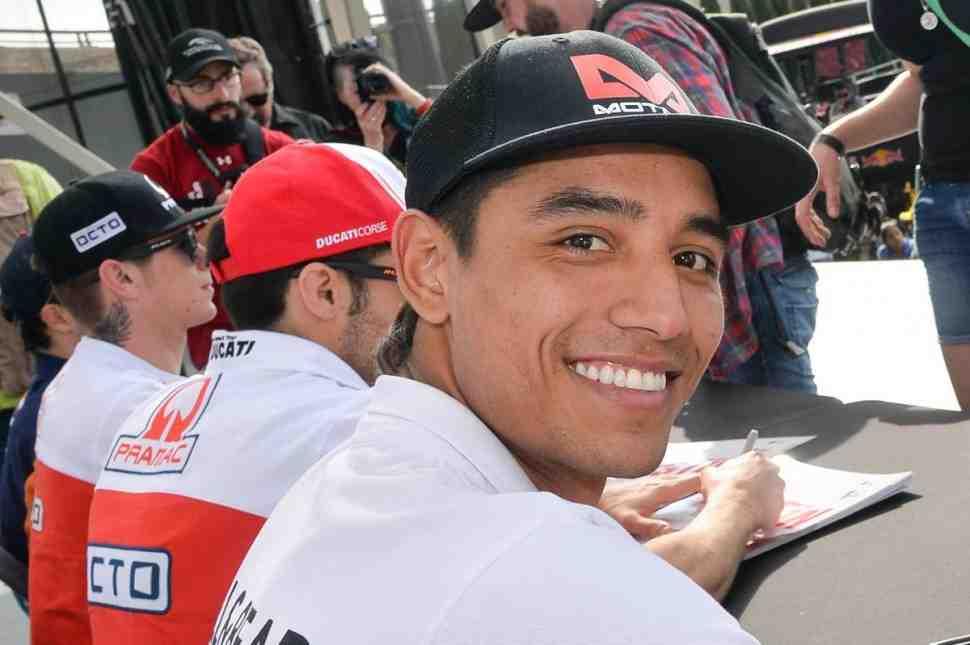 MotoGP - Срочно: Йонни Эрнандес заменит Фольгера в Tech 3 Yamaha на тестах в Сепанге