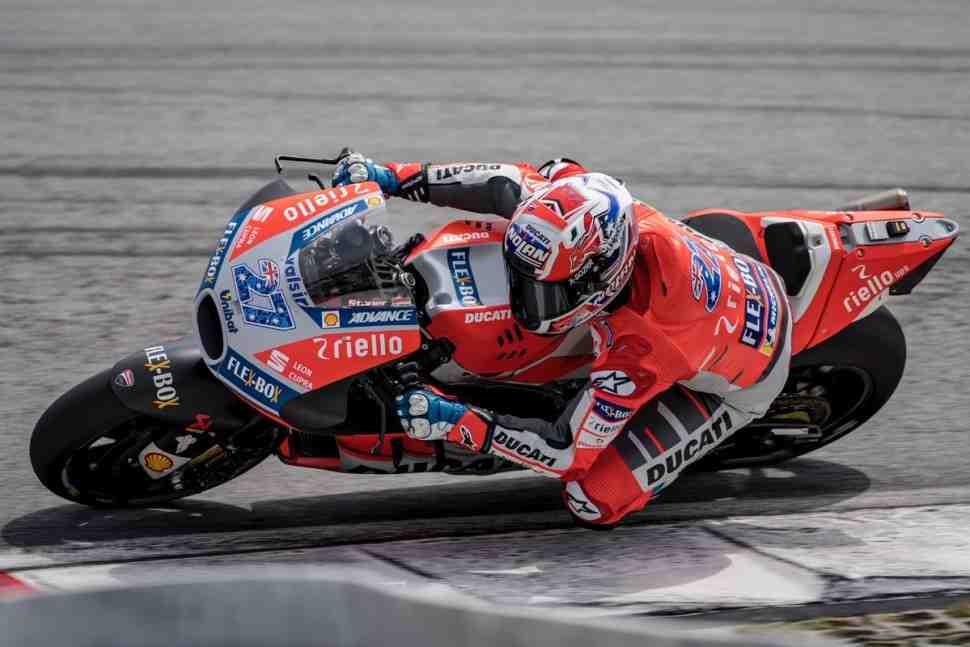 MotoGP: Кейси Стоунер - Ducati GP18 имеет ряд сильных сторон