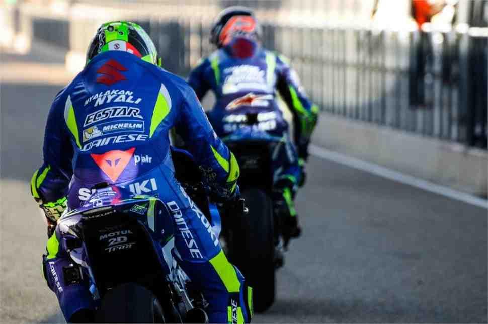 Suzuki Ecstar MotoGP представит команду 2018 года в Сепанге