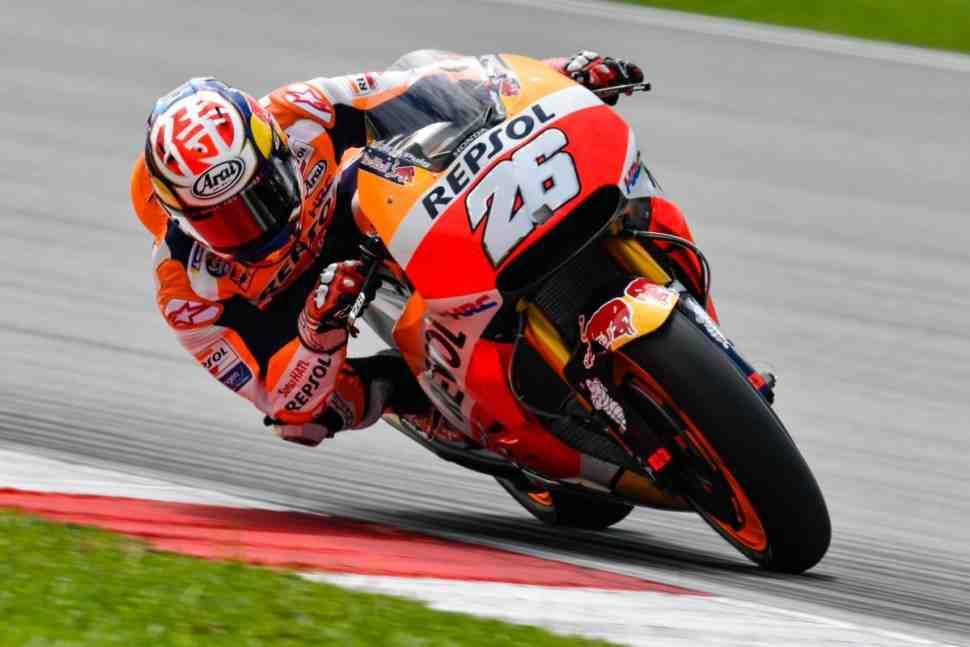 Итоги первого дня тестов IRTA MotoGP Sepang