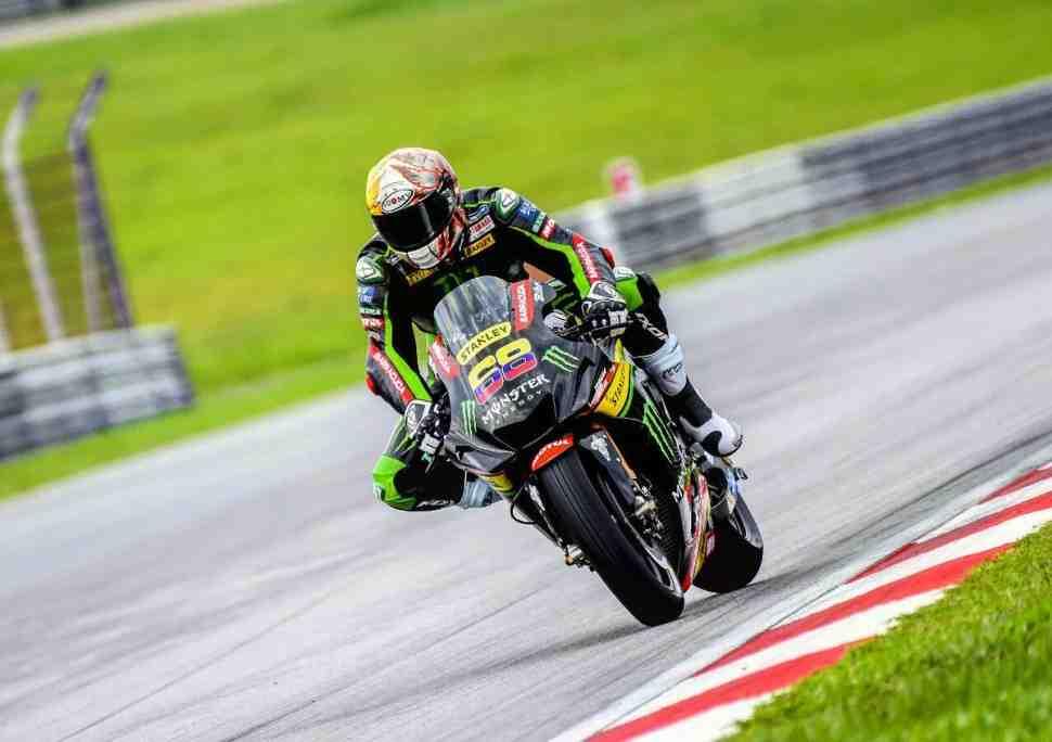 MotoGP: Йонни Эрнандес осторожен в оценках ситуации - Пока только тестирую байк для Tech 3