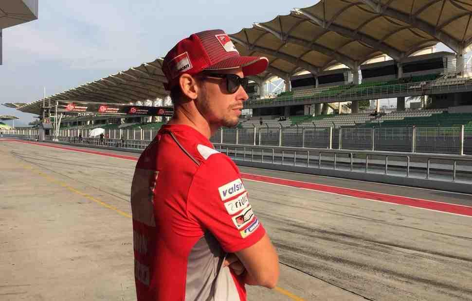 MotoGP: Кейси Стоунер подтвердил, что его работа в Сепанге завершена