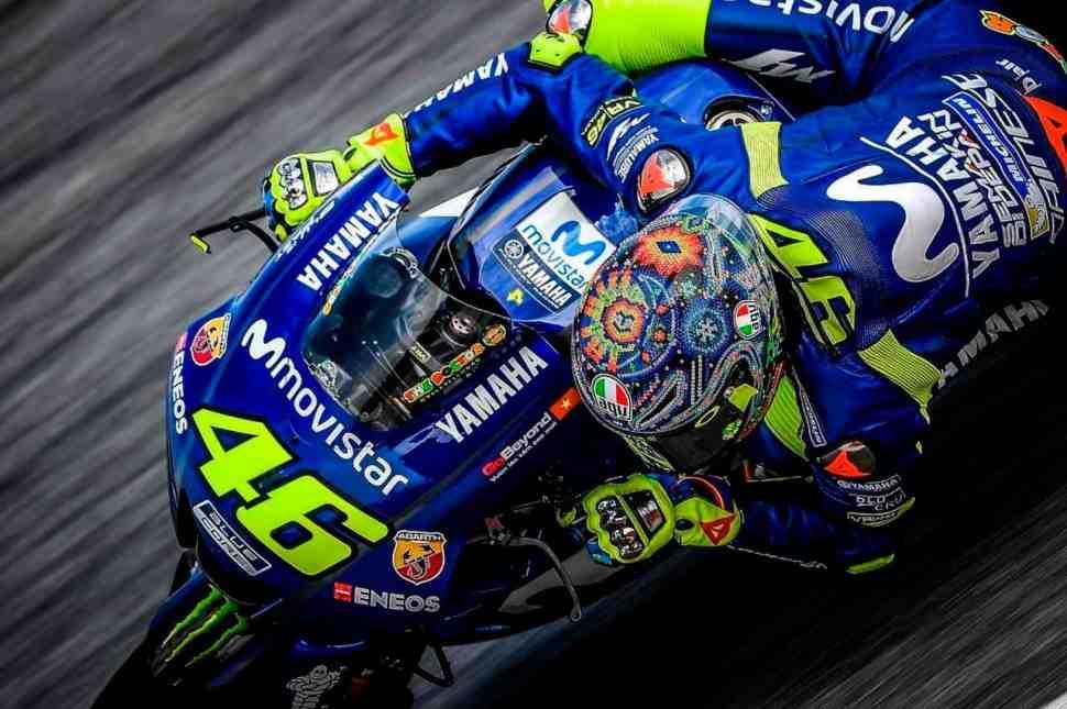 Итоги второго дня тестов IRTA MotoGP Sepang: Виньялес и Росси возглавили список
