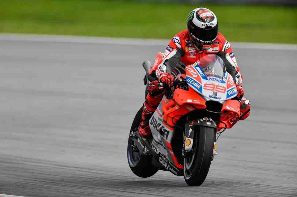 MotoGP: Итоги Сепанга - Хорхе Лоренцо побил рекорд круга Маркеса под занавес тестов IRTA