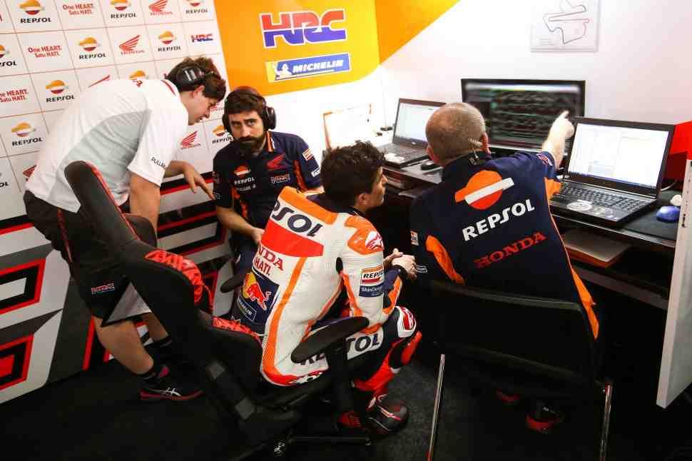 MotoGP: Почему Росси, Виньялес и Маркес не ускорились в конце тестов IRTA Sepang