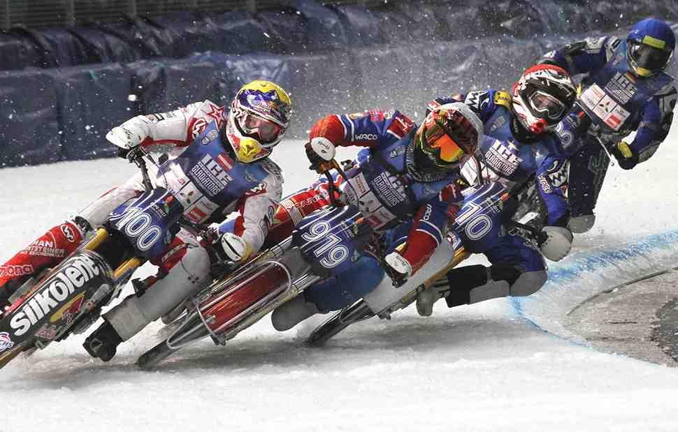 Мотогонки на льду: FIM Ice Speedway Gladiators - список участников финала в Астане