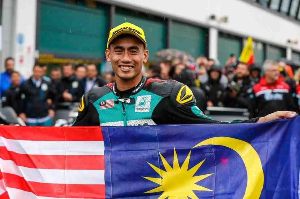 MotoGP: место Фольгера в Tech 3 Yamaha может занять пилот Moto2 из Малайзии
