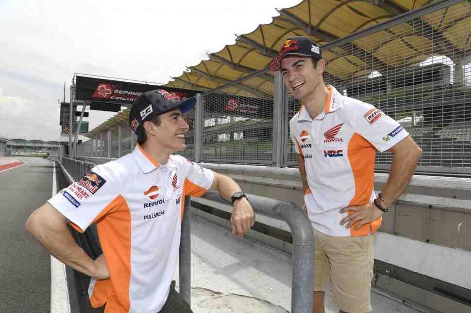 Repsol Honda едет на тесты IRTA MotoGP в Тайланд с хорошим предчувствием