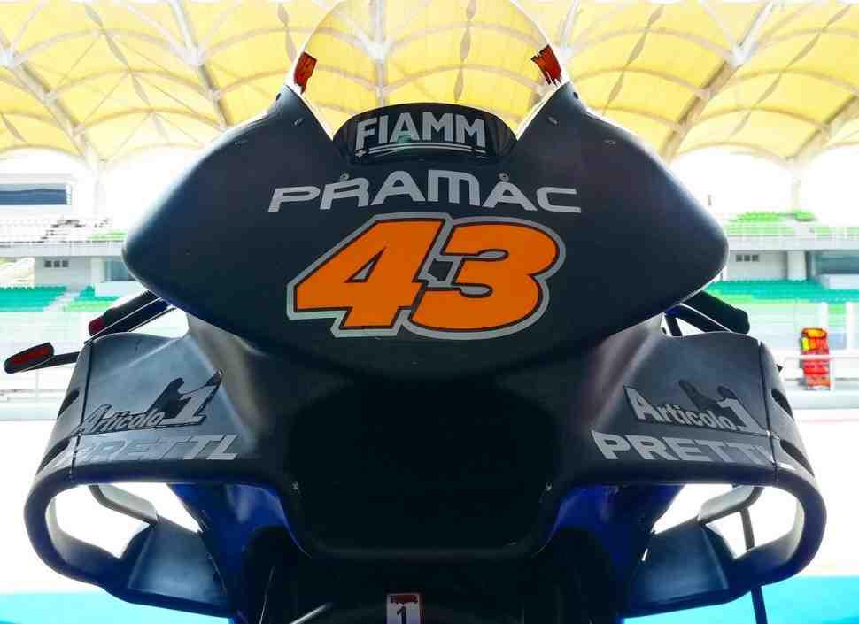В MotoGP объявлен новый виток борьбы за чистоту аэродинамического дизайна
