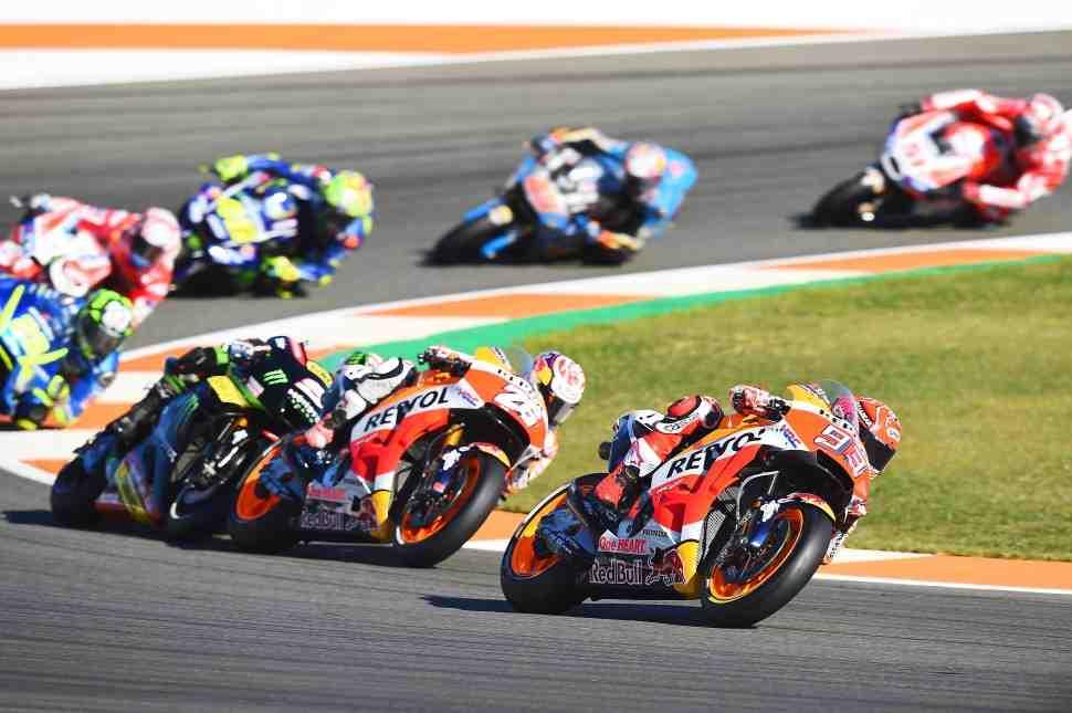 Экономика MotoGP: дистанции гонок Гран-При сократят для экономии
