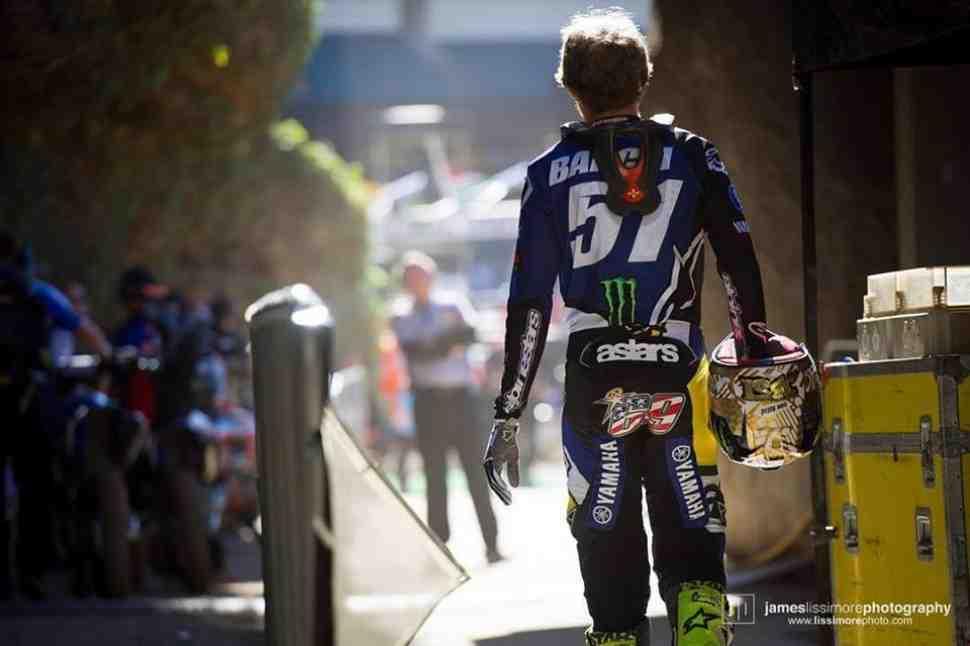AMA Supercross/Motocross: Джастин Барша - контракт с Yamaha продлен до конца года