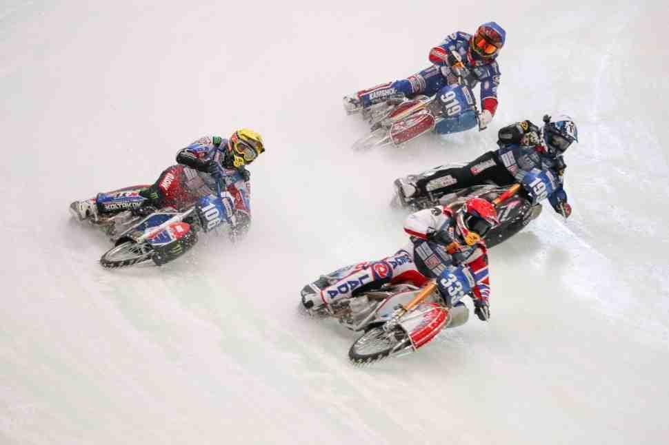 Список участников 2 финала ЛЧМ по мотогонкам на льду - FIM Ice Speedway Gladiators в Тольятти