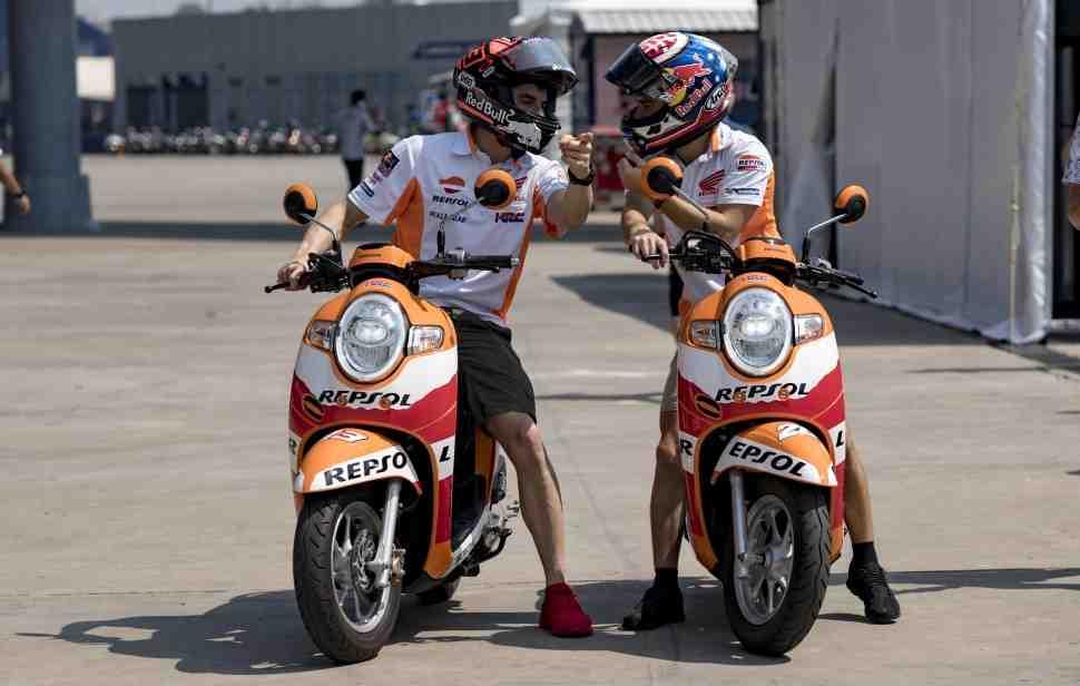 MotoGP: Маркес и Педроса дали предварительную оценку Chang International Circuit