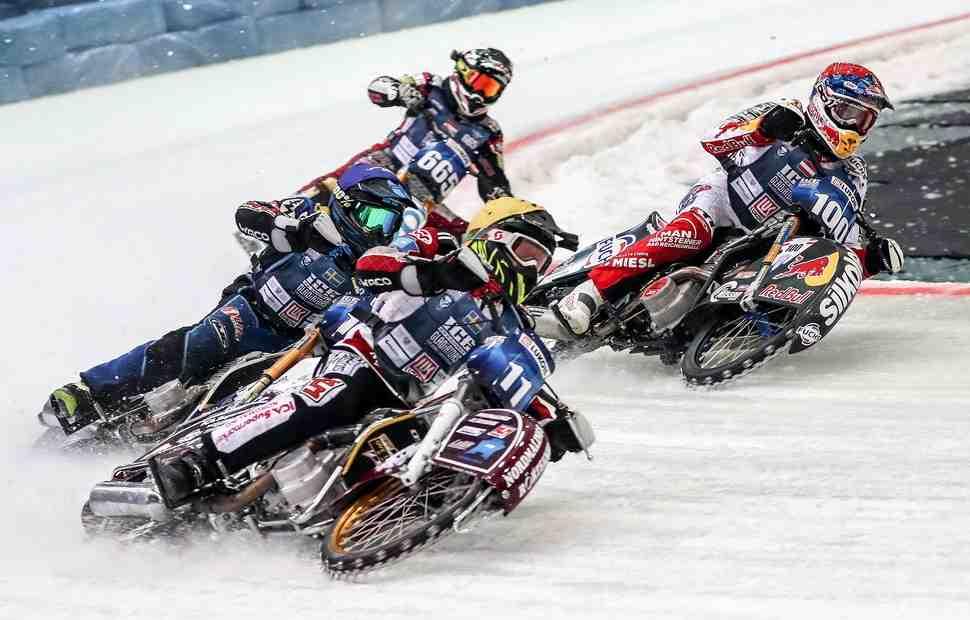 FIM Ice Speedway Gladiators: 2 финал чемпионата мира по мотогонкам на льду - уже завтра в Тольятти!