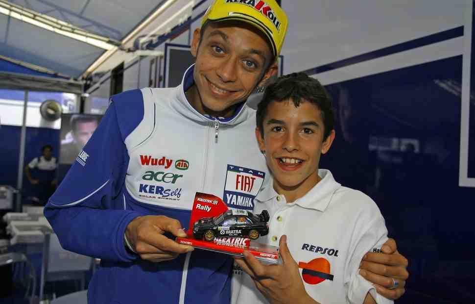 MotoGP: Маркес - Валентино Росси 39 лет? Даже сегодня все хотят быть похожим на него!