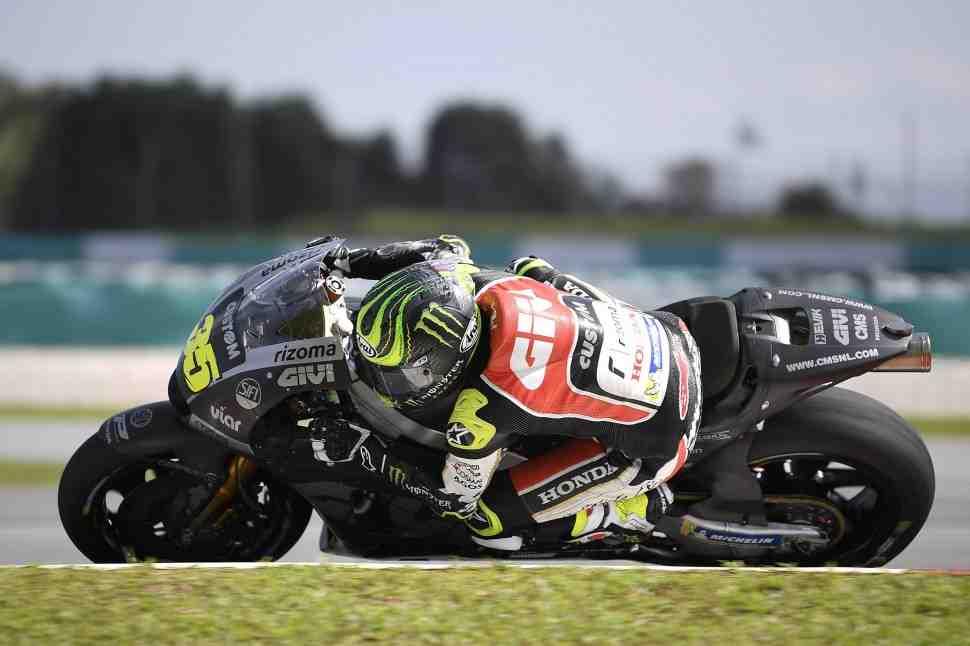 MotoGP: Кратчлоу возглавил тесты в Бурираме - итоги первого дня ThaiTest
