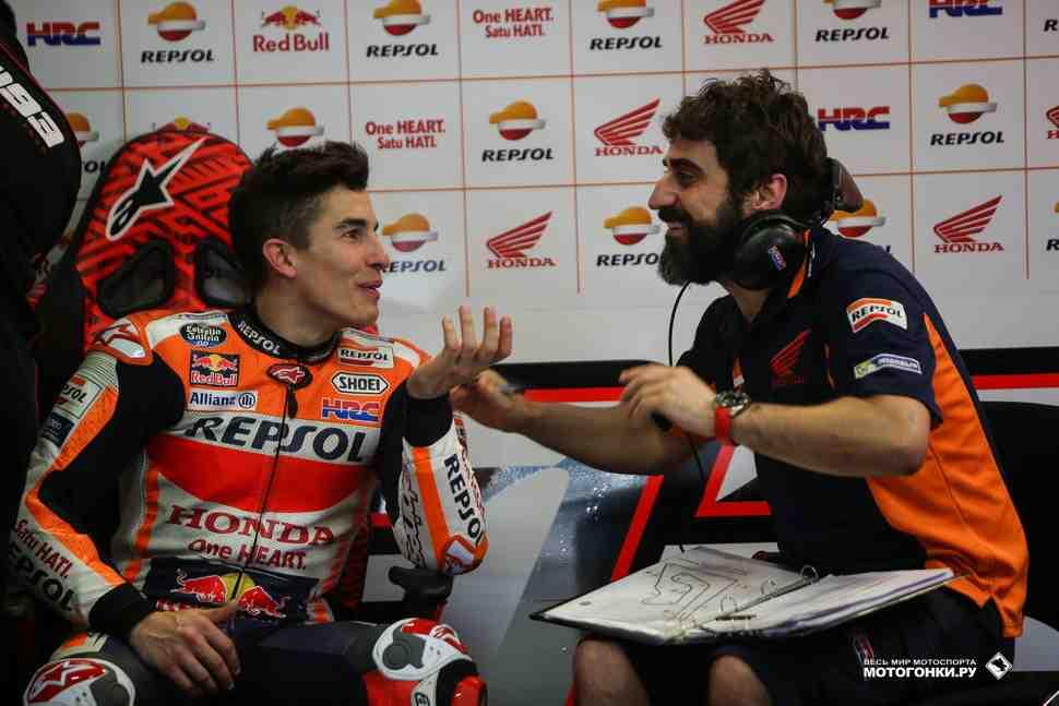 MotoGP: Результаты 2 дня тестов ThaiTest