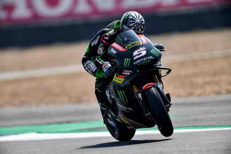 MotoGP ThaiTest: Зарко пытается скрестить старый байк с новыми фишками