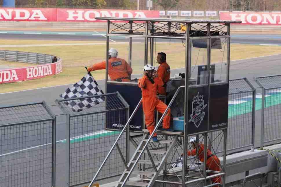 ThaiTest: Пилотам MotoGP понравился Chang International Circuit