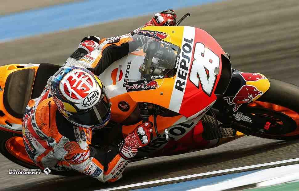 MotoGP: ThaiTest завершены - Педроса, Зарко и Маркес в тройке лидеров