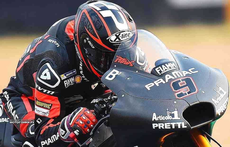 MotoGP ThaiTest: Галерея вариаций аэродинамического обвеса Ducati в Бурираме
