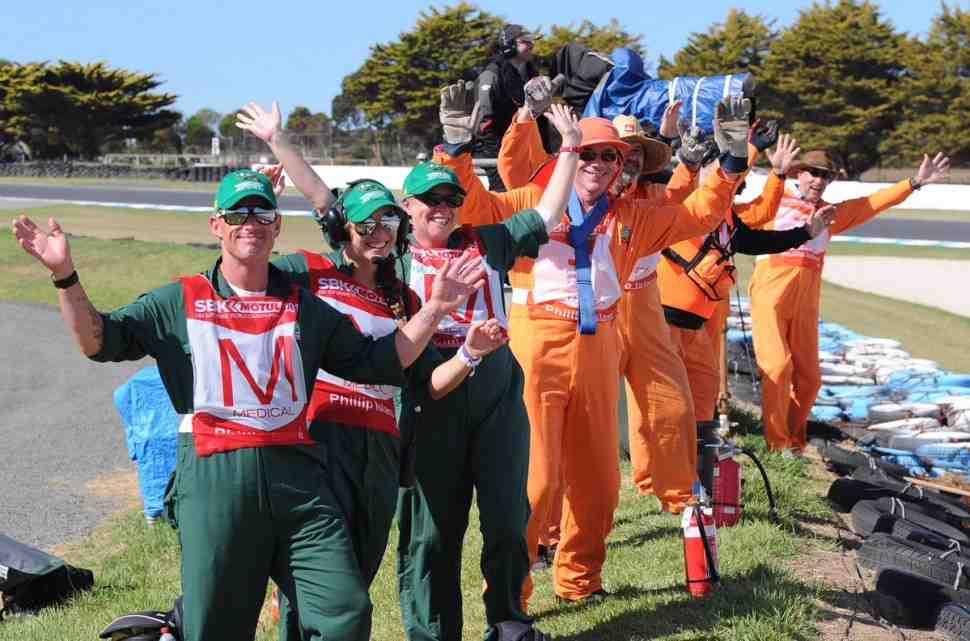 WorldSBK возвращается! Тесты в Phillip Island: день первый