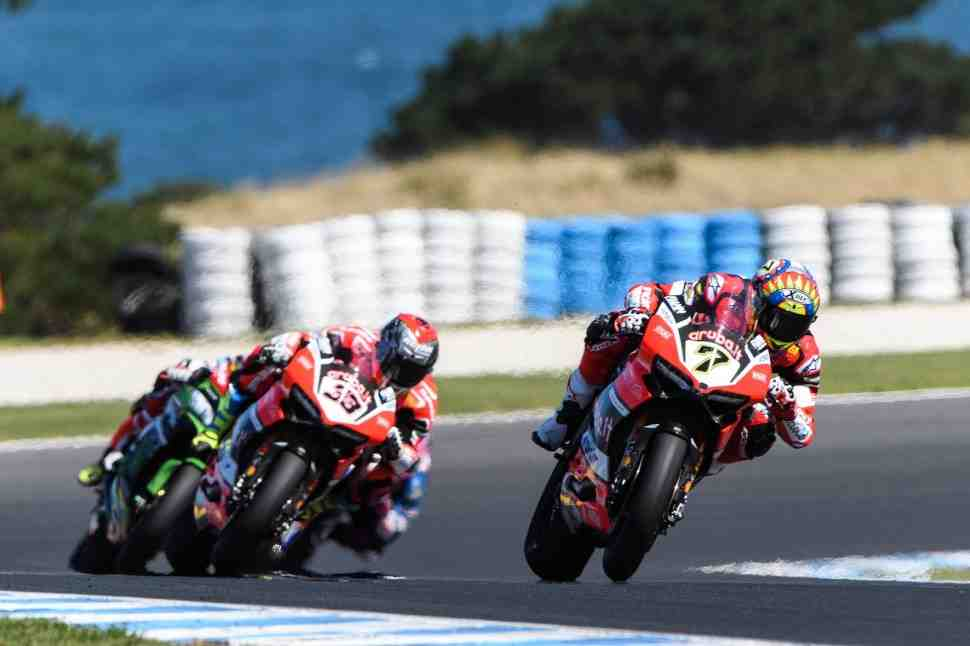 WorldSBK: Phillip Island в цифрах и фактах