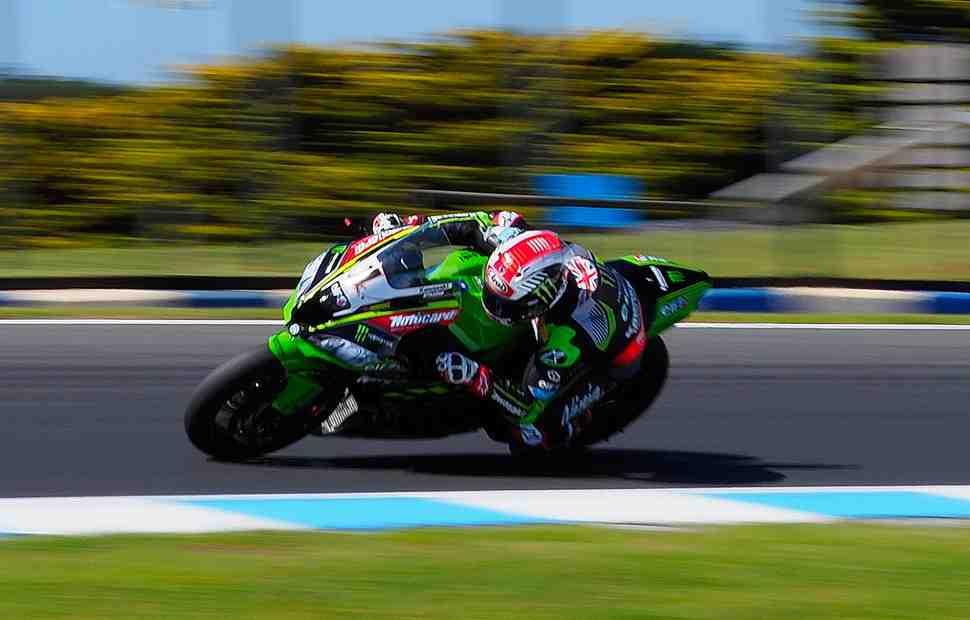 WSBK: Kawasaki и Ducati завершили подготовку к сезону-2018 на одном уровне