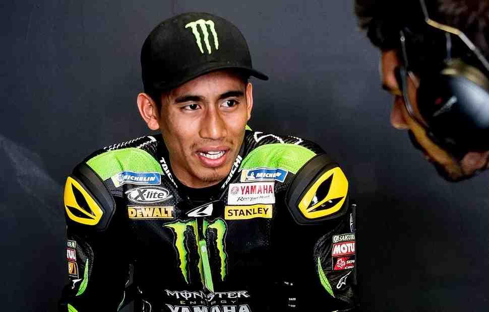 Хафиж Сиахрин получил предложение стать пилотом Tech 3 Yamaha в MotoGP