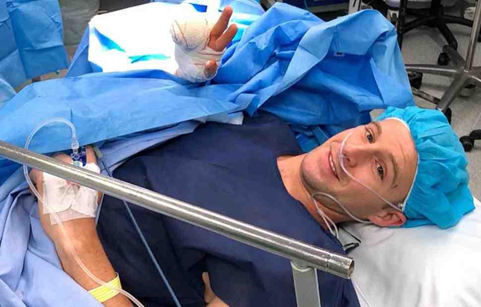 WSBK: Рэй раскрыл причину скромного выступления в Phillip Island - травма руки и операция!