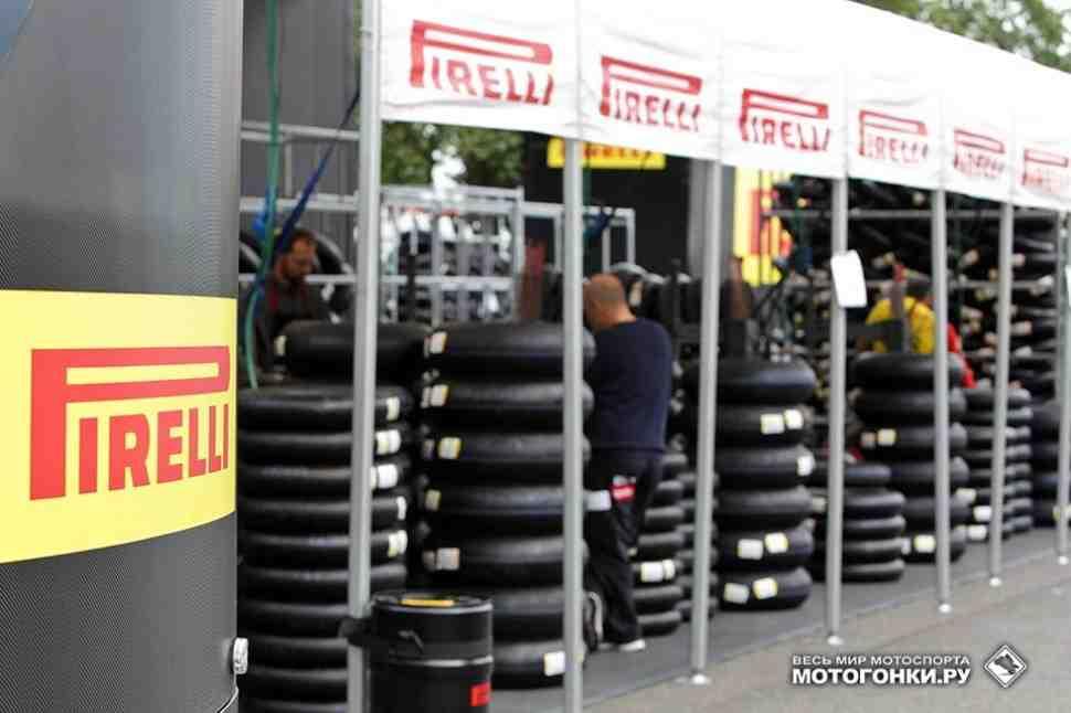 Pirelli завоевывает Superbike: в IDM введено правило единого поставщика покрышек