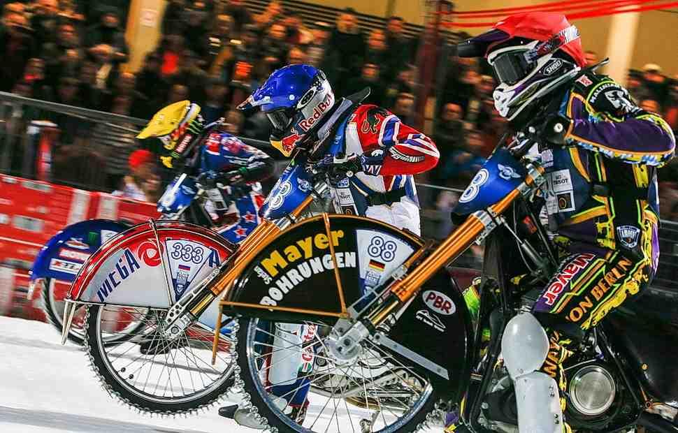 Список участников 3 этапа FIM Ice Speedway Gladiators в Берлине