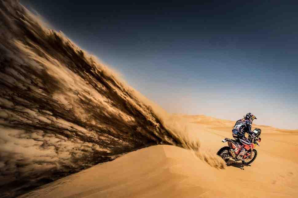 10 лучших фотографий Dakar Rally 2019